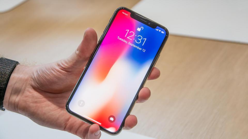 iphone x performance