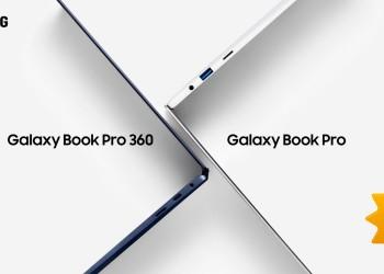 new samsung galaxy book pro & galaxy book odyssey