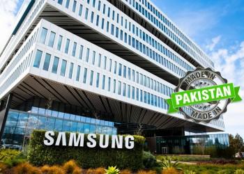 سامسونج ستصنع هواتفها في باكستان